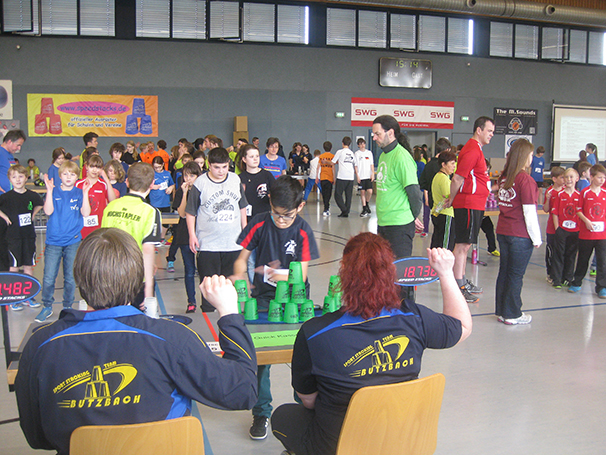 03 Sport Stacking - Deutsche Meisterschaft 2015