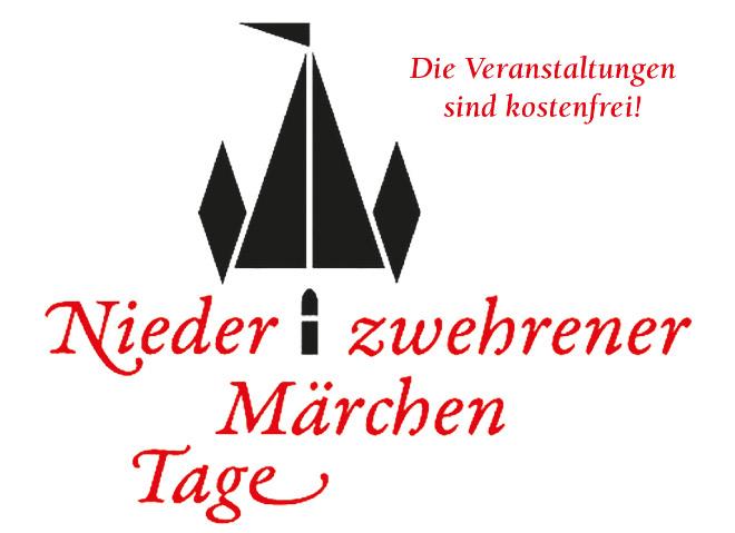 Logo Niederzwehrener Märchentage