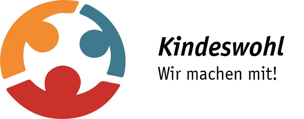 Logo Kindeswohl - Wir machen mit