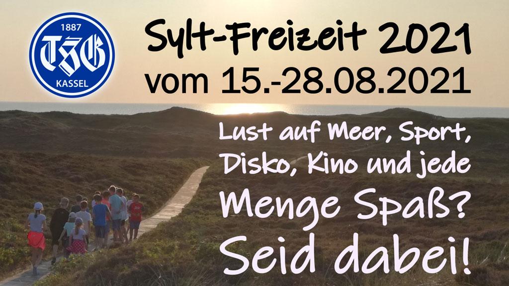 Banner Syltfreizeit 2021